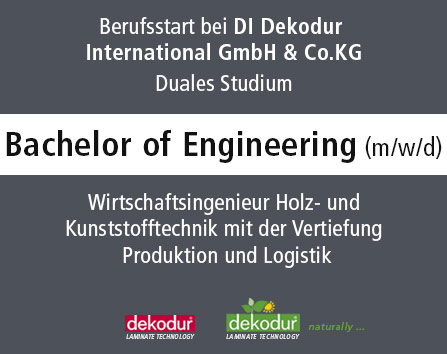 Bachelor of Engineering m/w/d