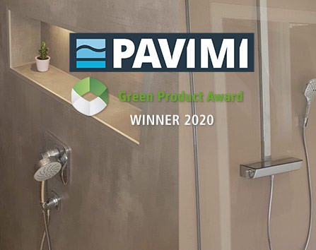 Pavimi mit ECO-HPL Green Product Award 2020
