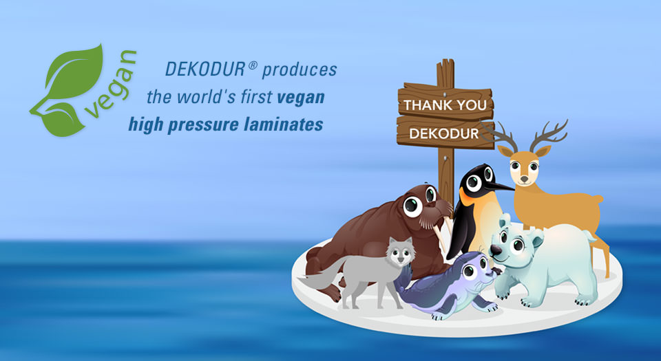 dekodur laminate technology. Laminates, HPL made of genuine metals ...